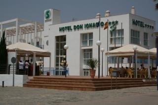GRAN HOTEL DON IGNACIO - Hotel cerca del Playa de Mónsul