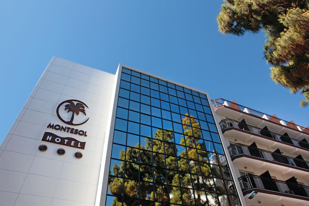 HOTEL MONTESOL - costa blanca