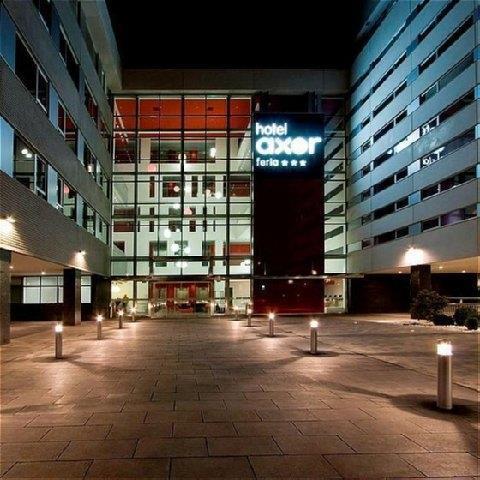 AXOR FERIA - Hotel cerca del Estadio de la Peineta