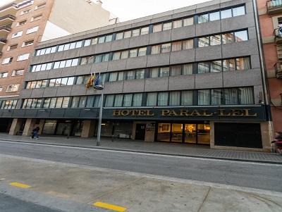 PARALLEL HOTEL - Hotel cerca del Bar Calders