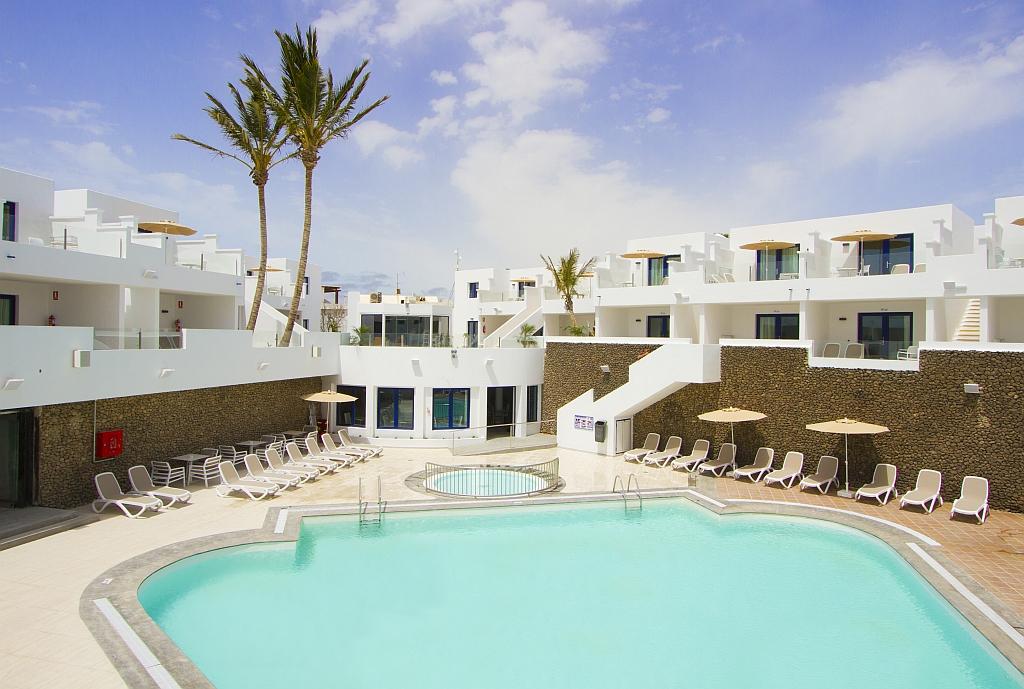 AQUA SUITES - Hotel cerca del Aeropuerto de Lanzarote