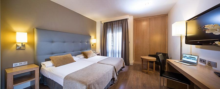 BARCELO CARMEN GRANADA - Hotel cerca del Parque García Lorca de Granada