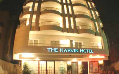 Golden Carven Hotel.