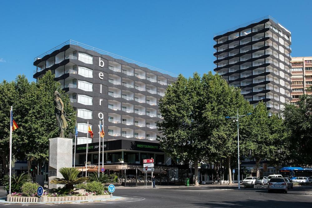 HOTEL BELROY - Hotel cerca del Playa de Levante de Benidorm