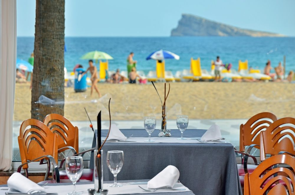SOL COSTABLANCA - Hotel cerca del Playa de Levante de Benidorm