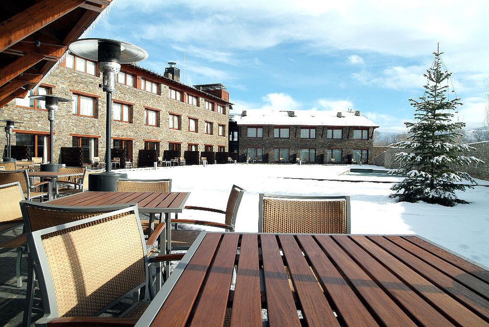 FONTANALS GOLF - Hotel cerca del Estación de Sky Guils Fontanera