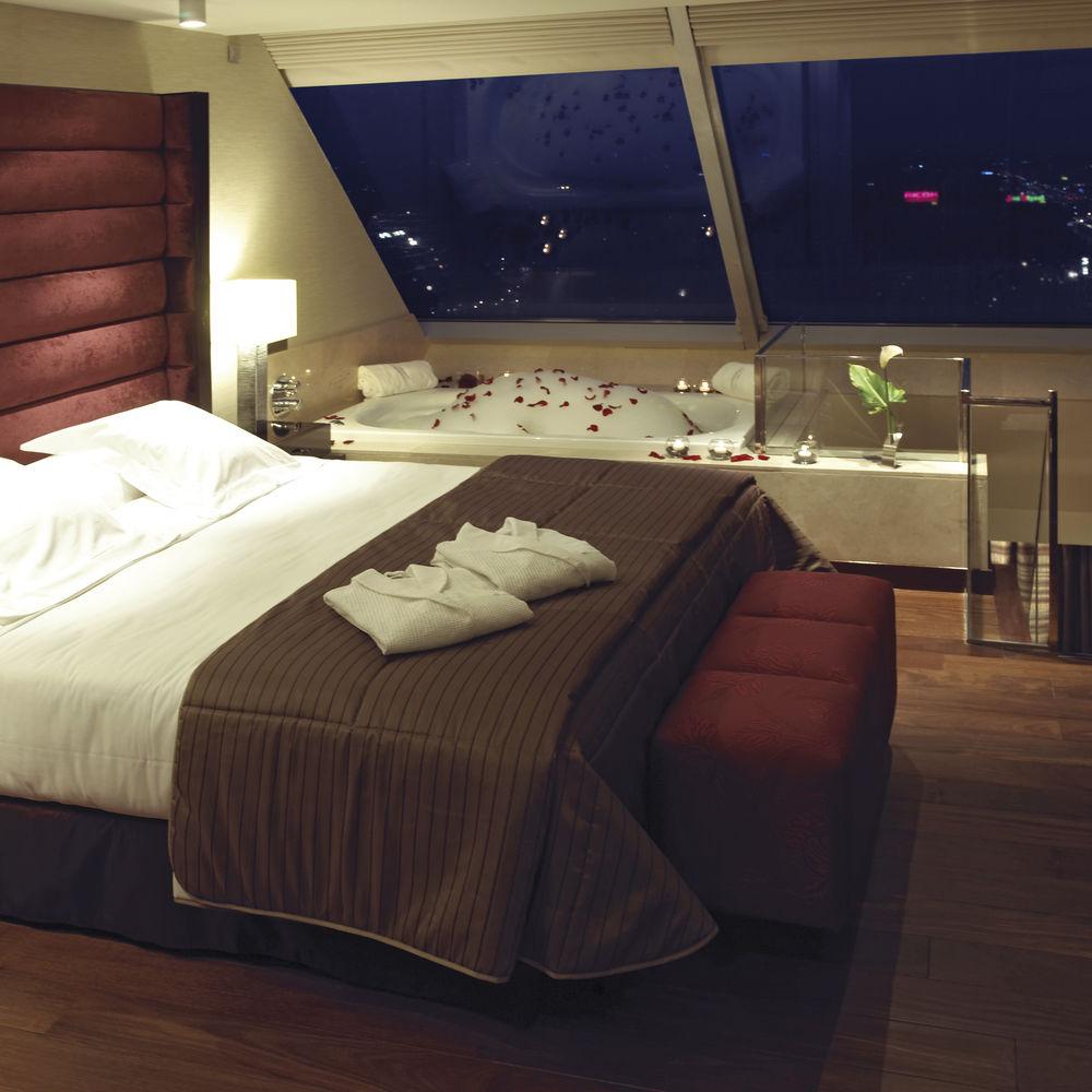 HESPERIA TOWER - Hotel cerca del Aeropuerto de Barcelona El Prat