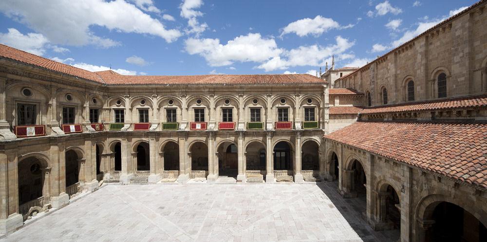 HOTEL REAL COLEGIATA SAN ISIDORO - Hotel cerca del Catedral de León