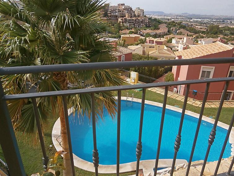 138945) APARTAMENTO EN MUTXAMEL CON INTERNET, PISCINA, AIRE ACONDICIONADO, APARCAMIENTO - Hotel cerca del Club de Golf Bonalba