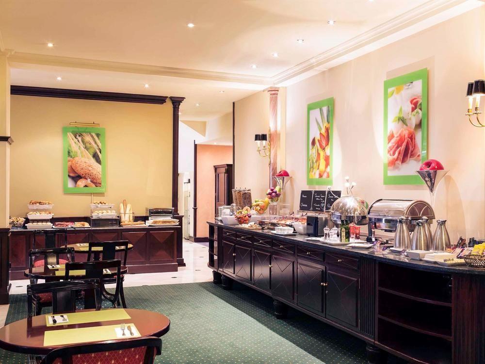 MERCURE MADRID PLAZA DE ESPANA - Hotel cerca del Sala Berlanga