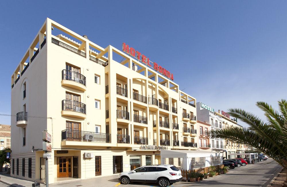 HOTEL OLYMPIA RONDA I - Hotel cerca del Estación  de Sagunto