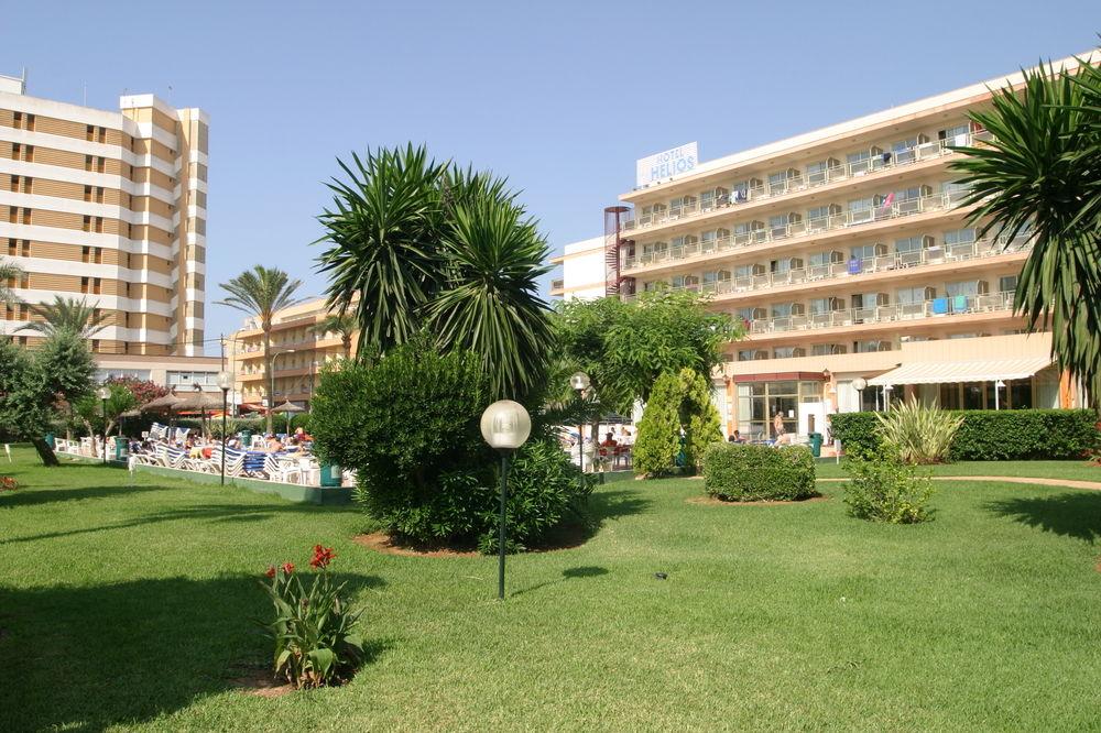 HELIOS HOTEL - Hotel cerca del Aeropuerto de Palma de Mallorca Son Sant Joan