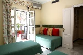 Reservas Hotel Abril Sevilla