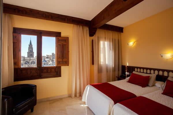 ALFONSO VI - Hotel cerca del Plaza de Toros de Toledo