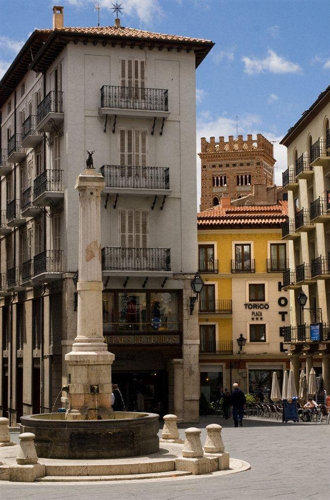 HOTEL SERCOTEL TORICO PLAZA - Hotel cerca del Plaza de Toros de Teruel