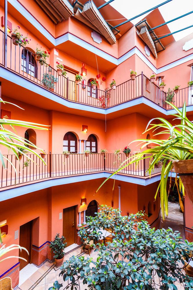 PATIO DE LA ALAMEDA - Hotel cerca del Bar Bueno