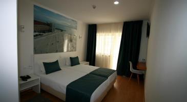 Pensión Patria Hotel 1