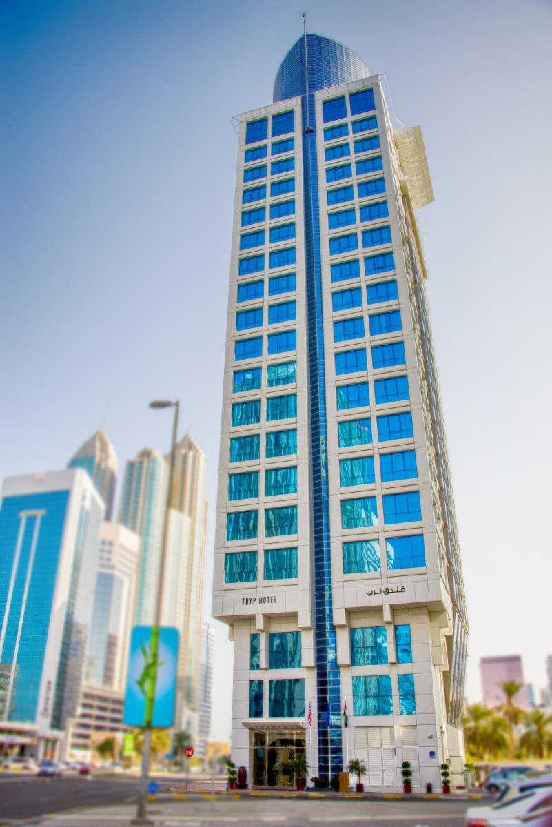 TRYP By Wyndham Abudhabi Hotel