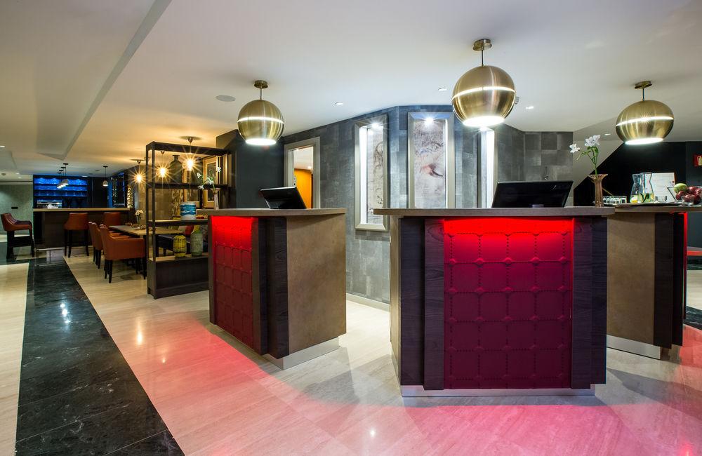 LEONARDO HOTEL MADRID CITY CENTER - Hotel cerca del Restaurante Crucina