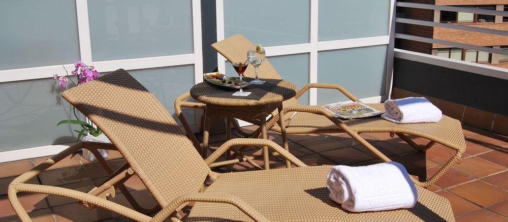 LEONARDO HOTEL GRANADA - Hotel cerca del Estación de Autobuses