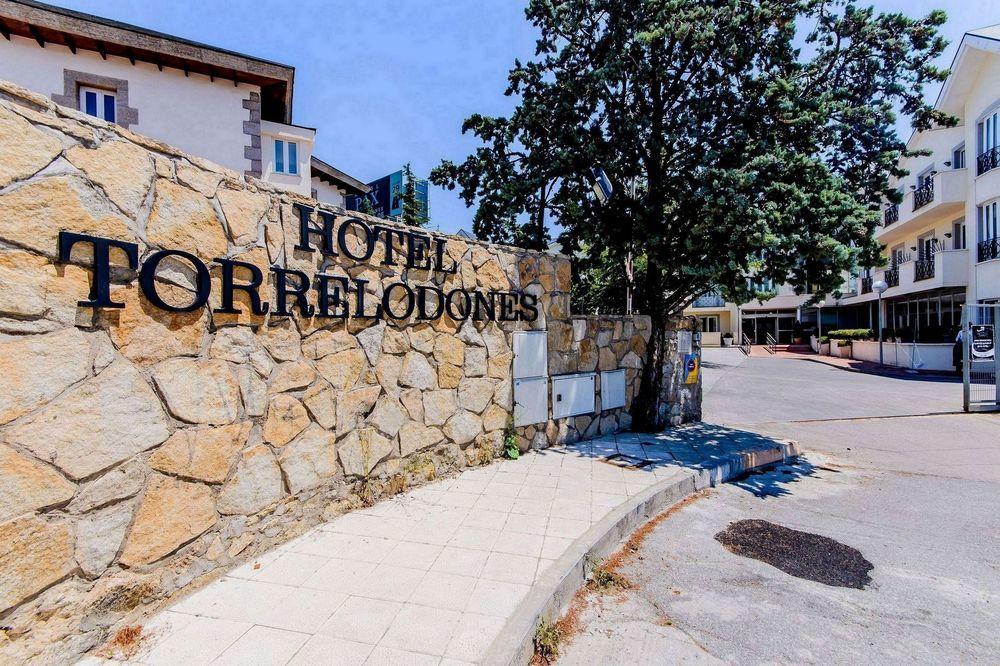 PAX TORRELODONES - Hotel cerca del Monasterio de San Lorenzo del Escorial