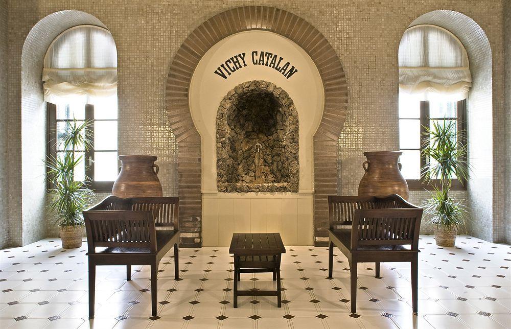 BALNEARI VICHY CATALAN - Hotel cerca del Aeropuerto de Gerona - Costa Brava