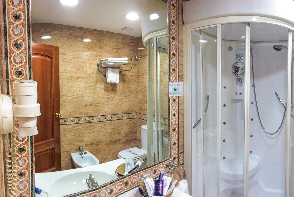 REINO DE GRANADA - Hotel cerca del Parque García Lorca de Granada