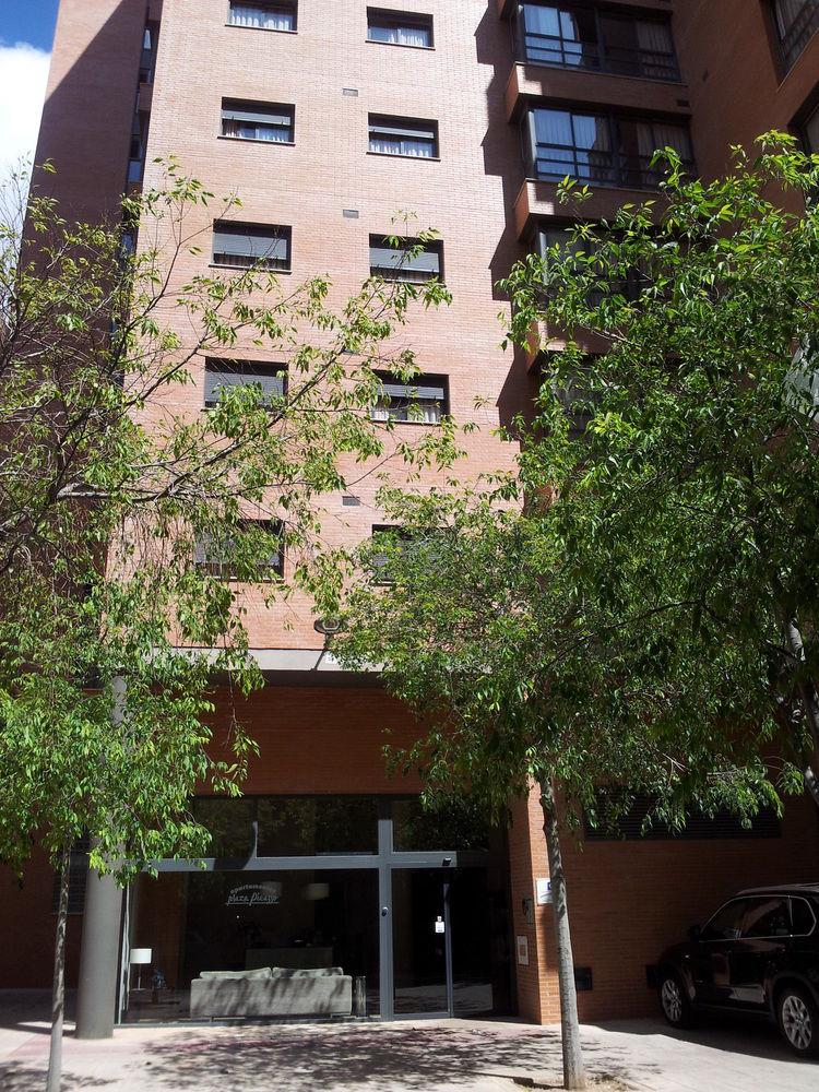 APARTAMENTOS PLAZA PICASSO - Hotel cerca del Casino de Valencia
