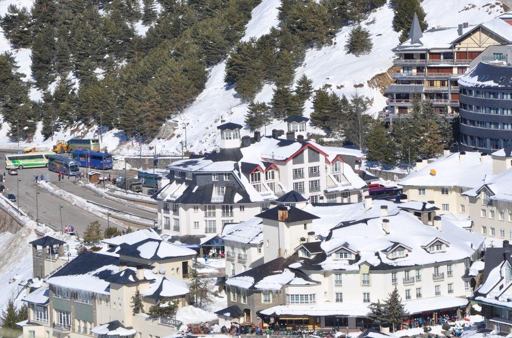 APARTAMENTOS GHM PLAZA - Hotel cerca del Comarca de las Alpujarras