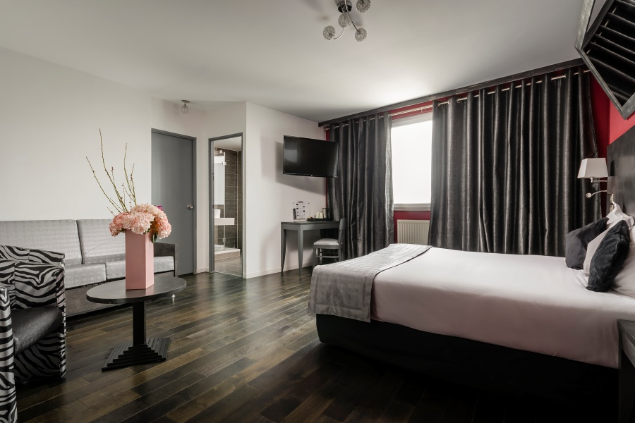 Hotel & Restaurant Le Chateaubriand