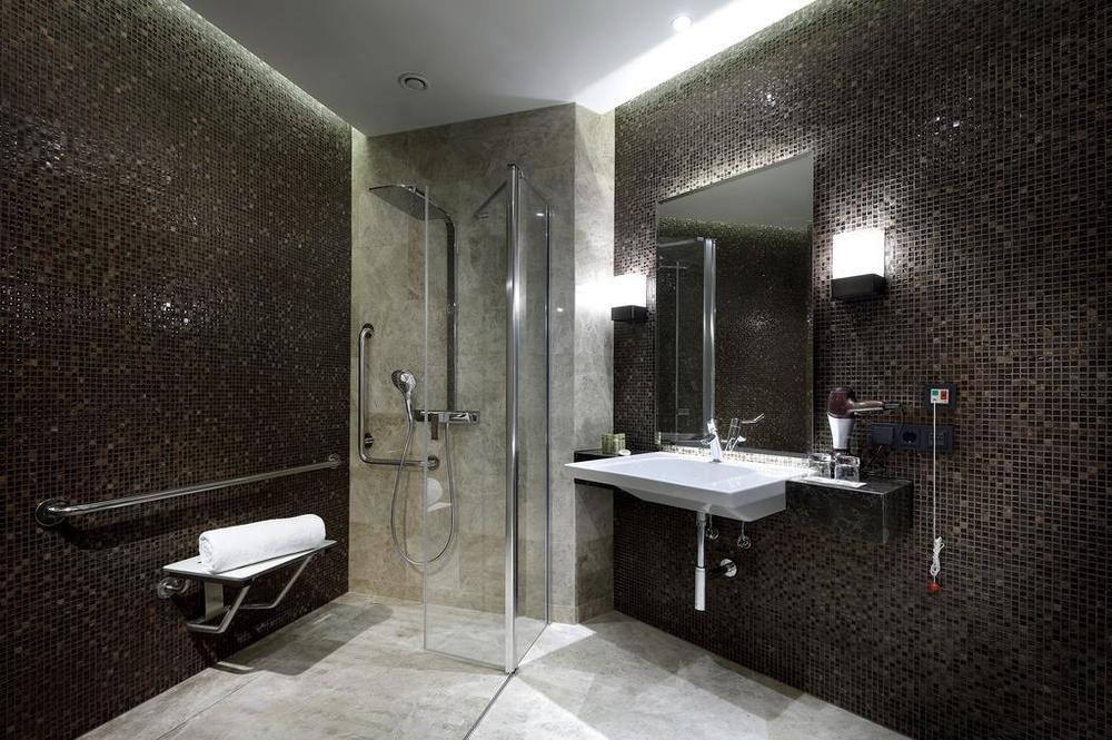 EUROSTARS WASHINGTON IRVING - Hotel cerca del Parque García Lorca de Granada