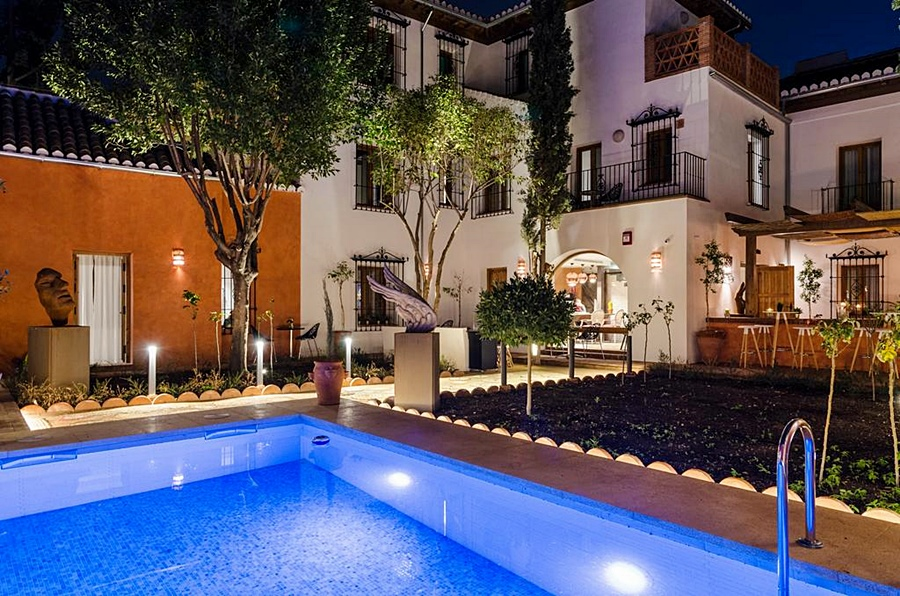 Alojamiento Con Encanto La Luna En El Alba Hotel
