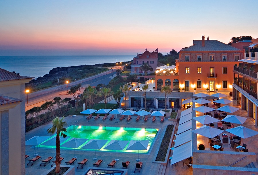 Hotel Grande Real Villa Italia