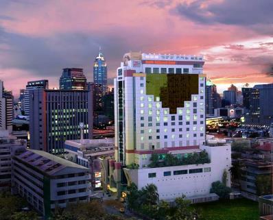 ZENITH SUKHUMVIT HOTEL, BANGKOK