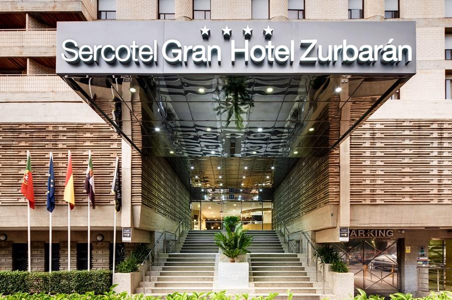 Fotos del hotel - SERCOTEL GRAN HOTEL ZURBARAN