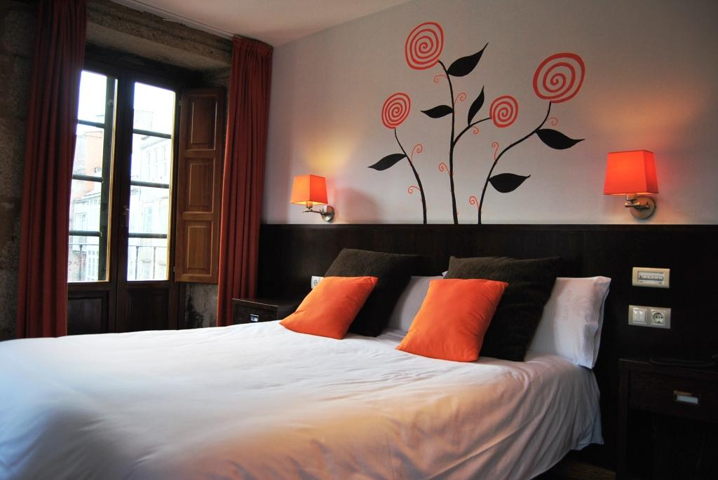 DOMUS SELECTA MV ALGALIA - Hotel cerca del Aeropuerto de Santiago de Compostela Lavacolla