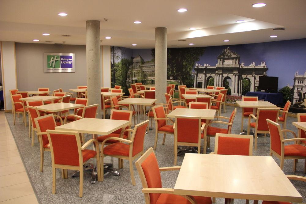 HOLIDAY INN EXPR MADRID-SAN SEBASTIAN DE LOS REYES - Hotel cerca del Circuito del Jarama