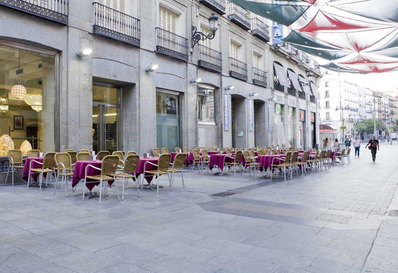 EUROPA - Hotel cerca del Puerta del Sol