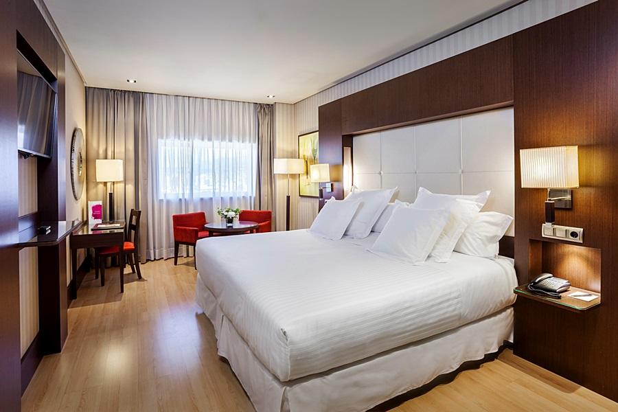 BARCELO GRANADA CONGRESS - Hotel cerca del Parque García Lorca de Granada