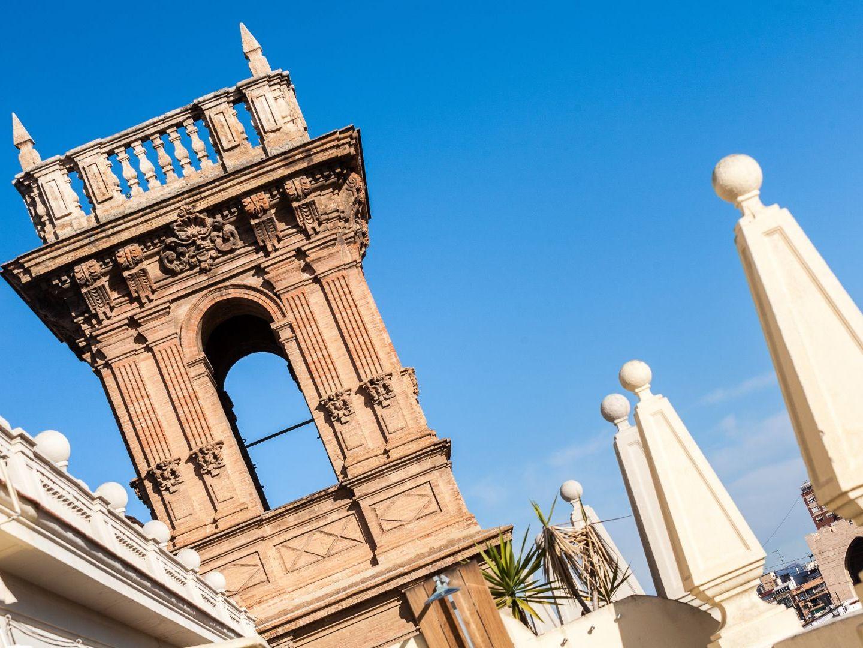 PENTHOUSE PLAZA MANISES - Hotel cerca del Instituto Valenciano de Arte Moderno