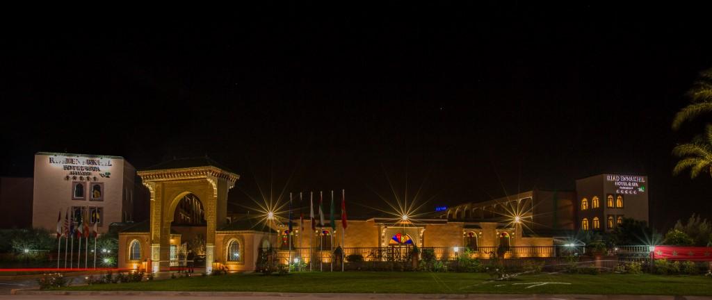 Riad Ennakhil Hotel& Spa