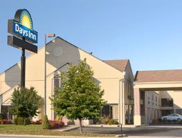 Hotel Days Inn South en Springfield