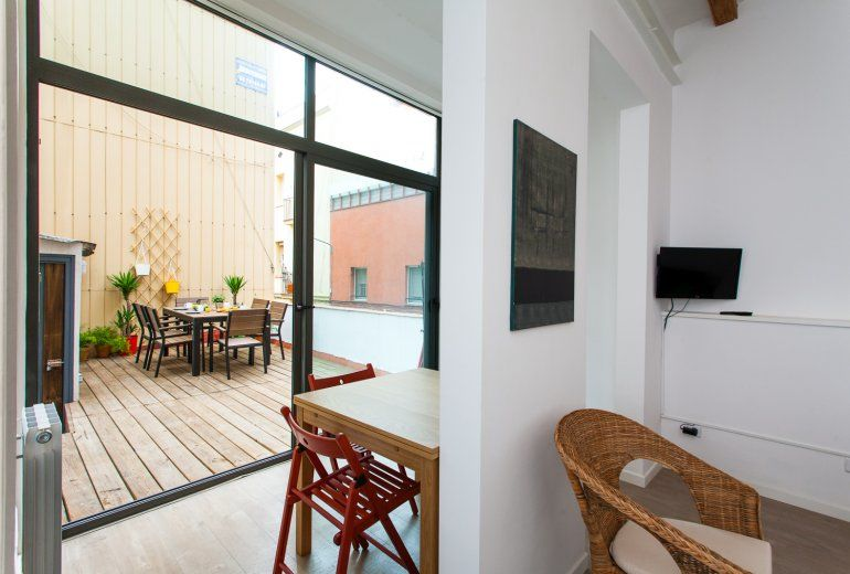 BEAUTIFUL APARTMENT LOCATED IN BARCELONA FOR 6 GUESTS. - Hotel cerca del Bar Entresòl