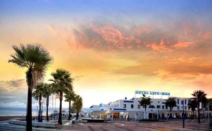 MARLIN HOTEL ANTILLA PLAYA - Hotel cerca del Parque Acuático Cartaya