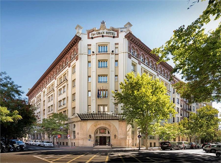 NH COLLECTION GRAN HOTEL DE ZARAGOZA - Hotel cerca del Estadio La Romareda