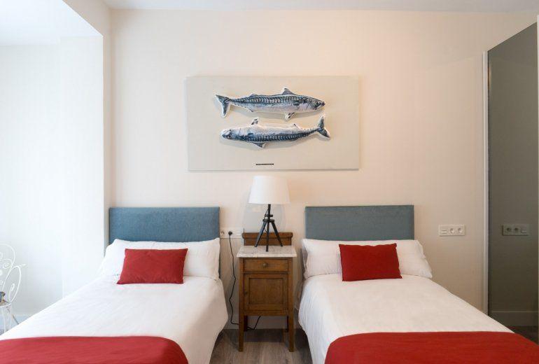 SPLENDID APARTMENT IN SAINT SEBASTIAN (7 GUESTS) - Hotel cerca del Aeropuerto de San Sebastián