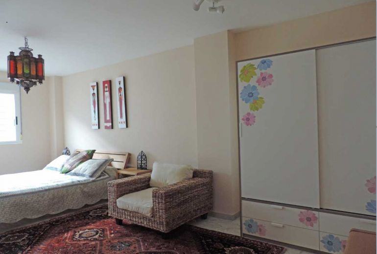 COSY APARTMENT LOCATED IN CASAR DE CÁCERES FOR 4 PEOPLE.