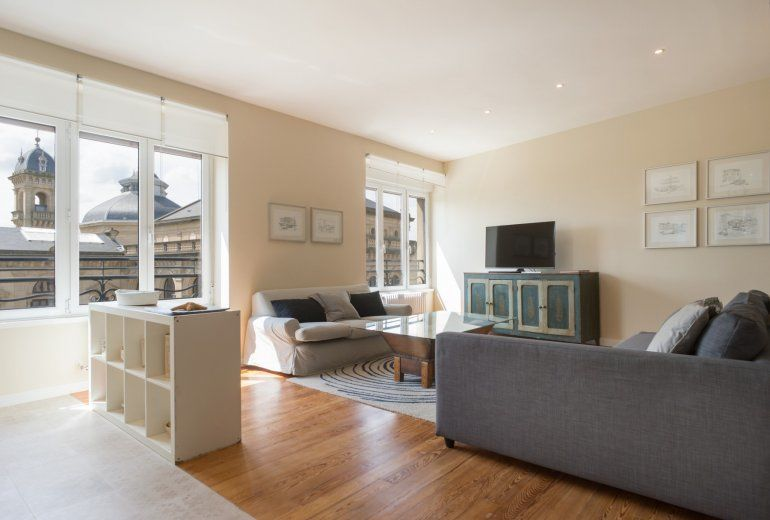 IDEAL APARTMENT IN SAINT SEBASTIAN (7 GUESTS) - Hotel cerca del Aeropuerto de San Sebastián