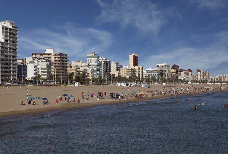 FANCY APARTMENT LOCATED IN GRAU I PLATJA FOR 8 PEOPLE. - Hotel cerca del Estación de Gandía