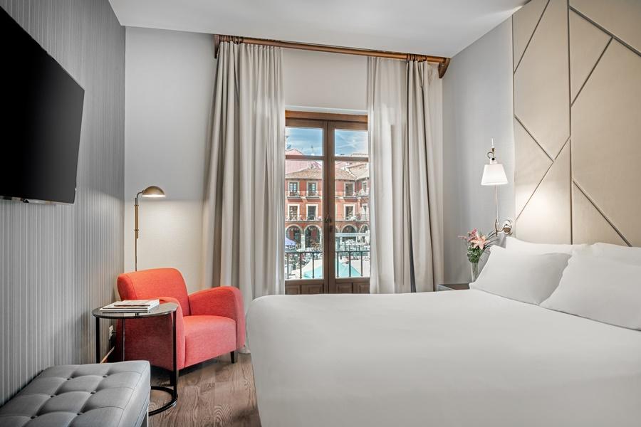 NH PLAZA MAYOR - Hotel cerca del Catedral de León